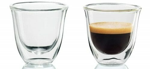 DeLonghi Double Wall Espresso Cup