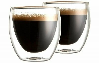 Liende Double Wall Espresso Cup