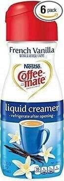 Nestle Coffee Mate Liquid Coffee Creamer
