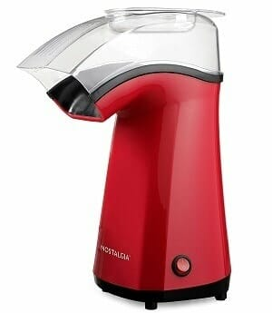 Nostalgia APH200RED Air-Pop Popcorn Maker