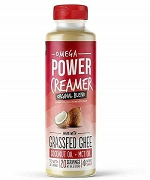 Omega PowerCreamer Keto Coffee Creamer