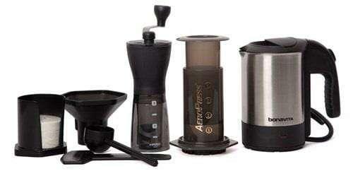 Prima Coffee Travel Kit