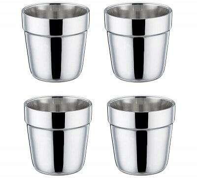 TeamFar Stainless Steel Espresso Cup