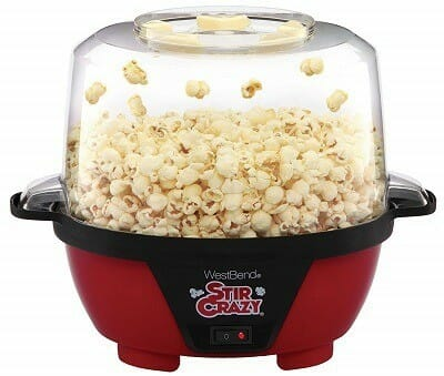 West Bend Electric Popcorn Popper