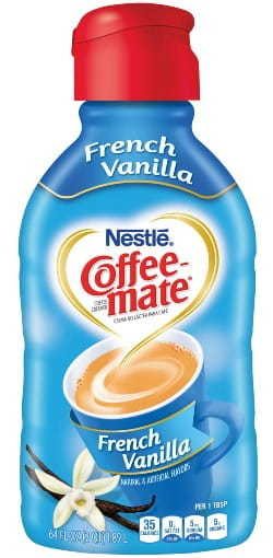 Nestle Coffee Mate Liquid Coffee Creamer