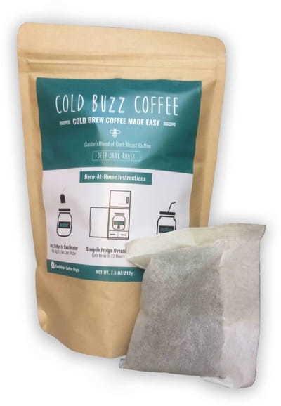 Cold Buzz Cold Brew Coffee