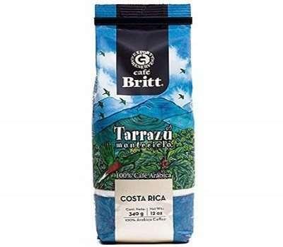 Cafe Britt Costa Rican Coffee Tarrazu Montecielo