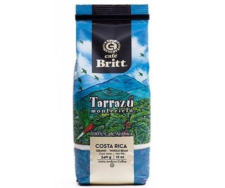 Cafe Britt Tarrazu Montecielo Costa Rican Coffee