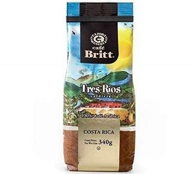 Cafe Britt Tres Rios Valdivia Costa Rican Coffee