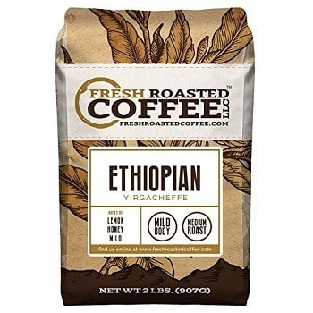 Fresh Roasted Coffee Yirgacheffe Ethiopian Coffee
