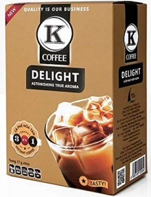 K-Coffee Saola Blended Vietnamese Ice Coffee