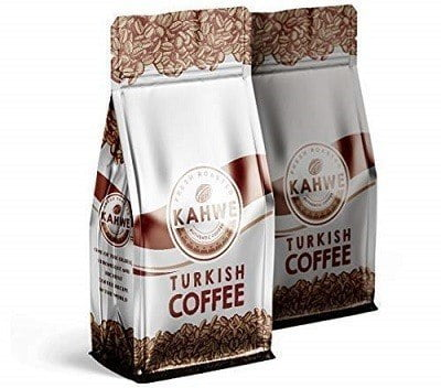 Kahwe Fresh Roasted Daily Ground Coffee