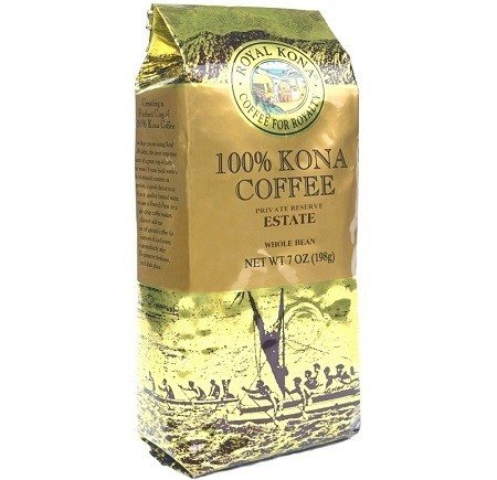 Royal Kona Coffee Whole Bean Medium Roast