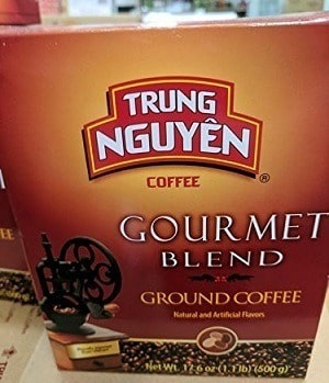 Trung Nguyen Gourmet Blend Ground Coffee
