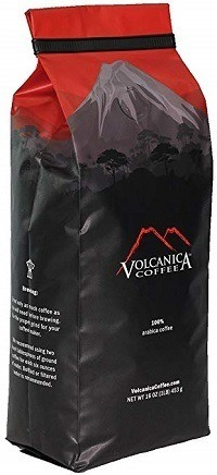 Volcanica Coffee AA Kenyan Coffee Bean