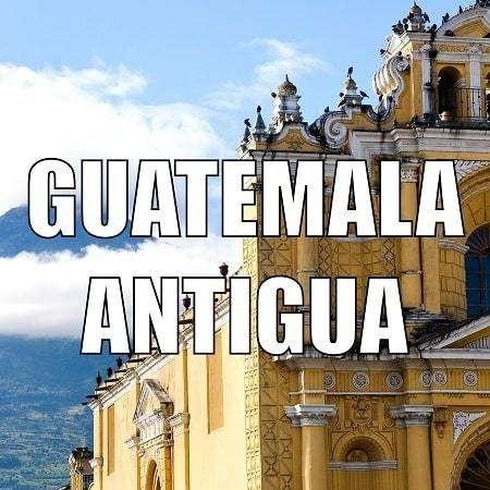 Volcanica Coffee Antigua Guatemalan Coffee