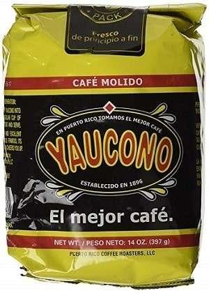 Yaucono Ground Puerto Rican Coffee