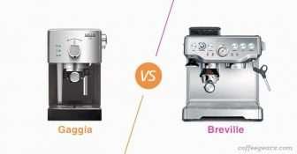 Gaggia vs. Breville