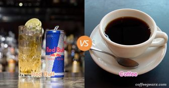 Red Bull vs. Coffee