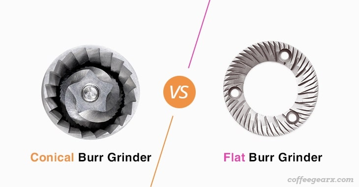 Conical vs. Flat Burr Grinder