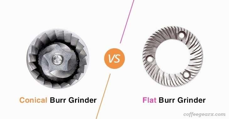 Conical vs. Flat Burr Grinder