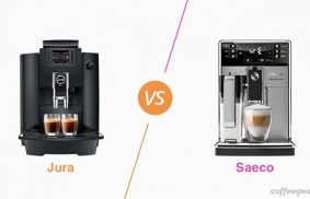 Jura vs. Saeco