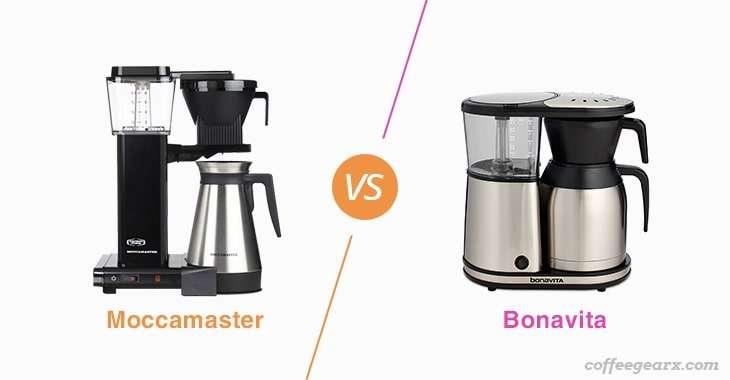 Moccamaster vs. Bonavita