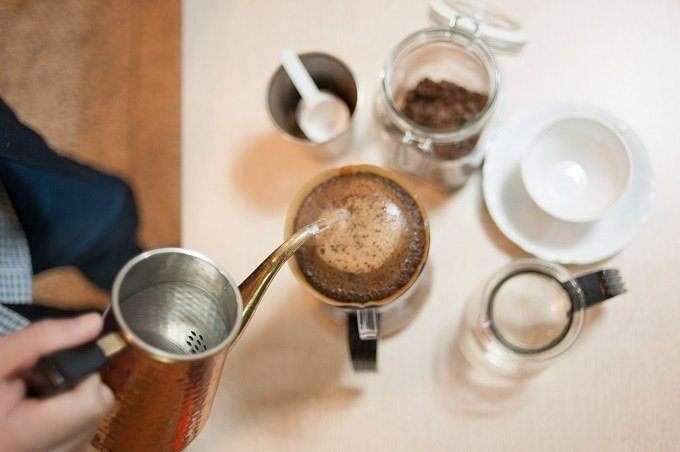 Brewing Coffee Twice