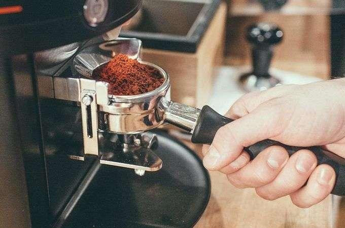 Double Coffee Grounds Method