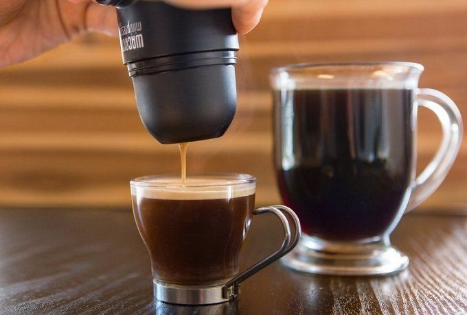 How to Make an Americano at Home