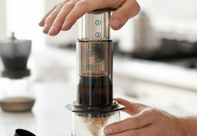 Make Espresso With Aeropress