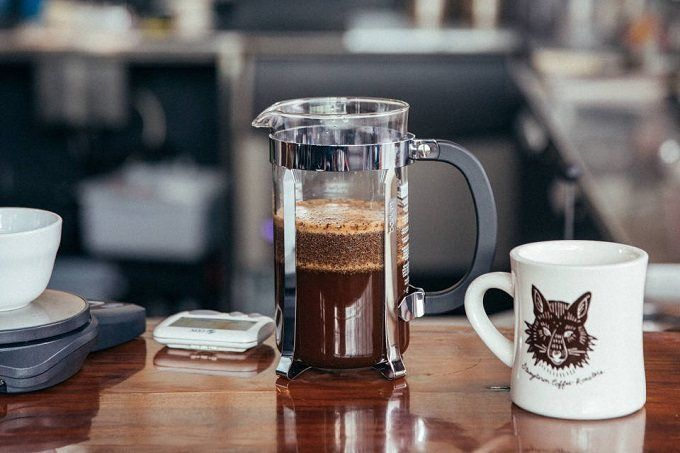 Make Espresso with French Press
