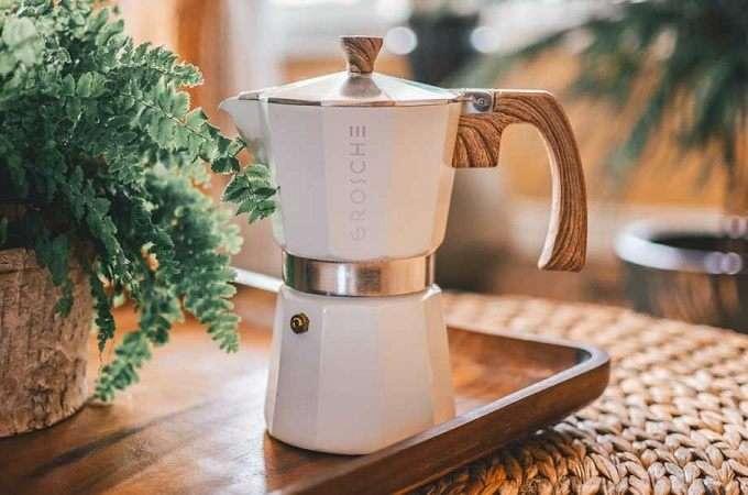 Make Espresso with Moka Pot
