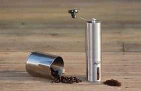 JavaPresse Manual Coffee Grinder Review