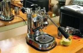 La Pavoni PPG-16 Professional Espresso Machine Review