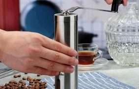 Mueller Austria Manual Coffee Grinder Review