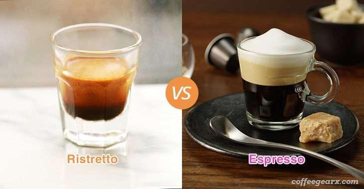 Ristretto vs. Espresso
