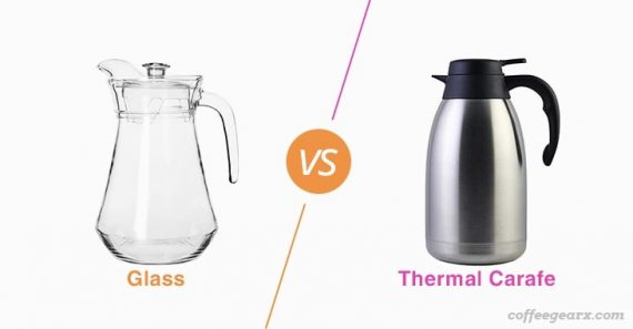 Glass vs. Thermal Carafe
