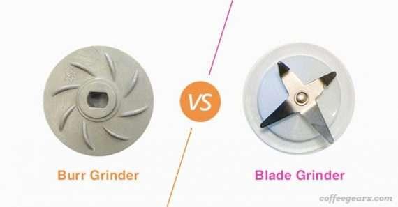 Burr vs. Blade Grinder