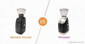 Baratza Encore vs. Virtuoso