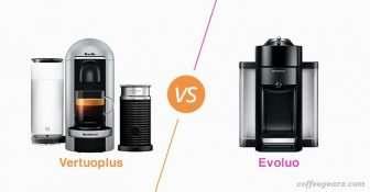 Vertuoplus vs. Evoluo