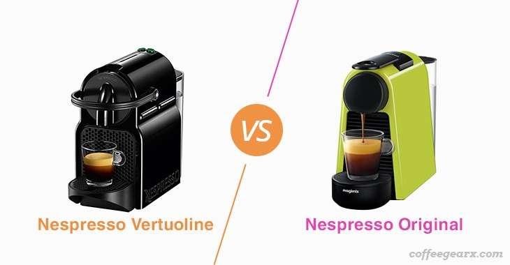 Nespresso Vertuoline vs. Original