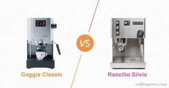 Gaggia Classic vs. Rancilio Silvia