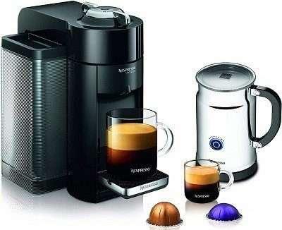 Nestle Nespresso A+GCC1-US-BK-NE