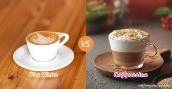 Flat White vs. Cappuccino