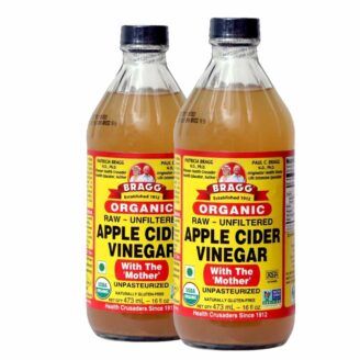 Use Bragg Organic Apple Cider Vinegar to Clean Your Coffee Machine